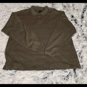 🛍 Arrow button pullover
